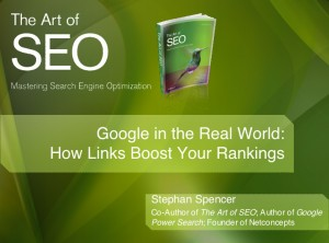 Google in the Real World: How Links Boost Your Rankings