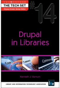 Drupal in Libraries cover