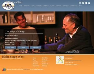 Main Stage West website