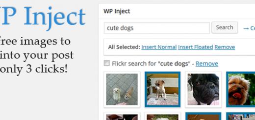 WP Inject