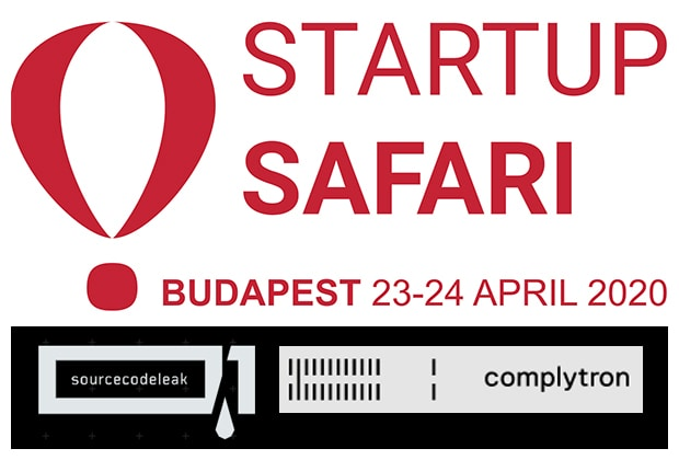 Logo of Startup Safari, SourceCodeLeak and Complytron